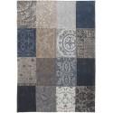 Vintage multi blue denim 8108 - Louis de Poortere