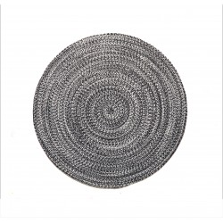 Kuatro Spike round rug