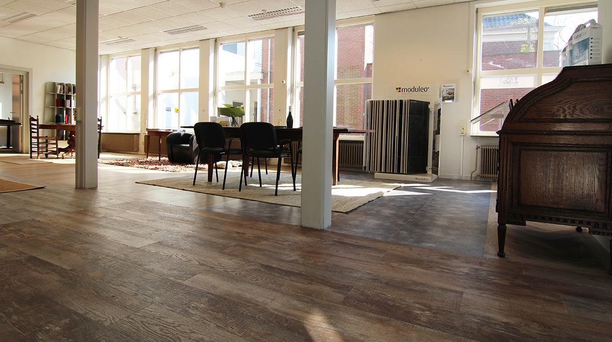 showroom in Aalten