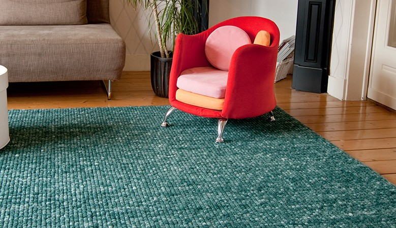 Exclusive woolen carpets